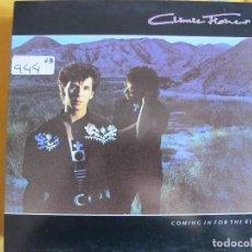 Discos de vinilo: LP - CLIMIE FISHER - COMING IN FOR THE KILL (SPAIN, HISPAVOX 1989). Lote 93019030