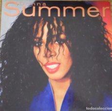 Discos de vinilo: DISCO VINILO DONNA SUMMER - DONNA SUMMER. Lote 93026390