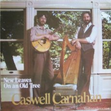 Discos de vinilo: CASWELL CARNAHAN: NEW LEAVES ON AN OLD TREE. Lote 93027145