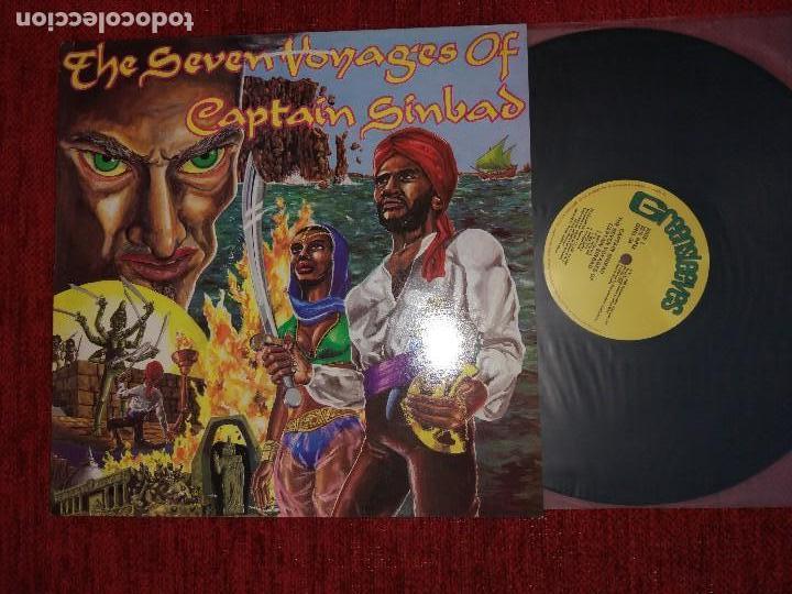 THE SEVEN VOYAGES OF CAPTAIN SINBAD. EDICION INGLESA. A ESTRENAR (Música - Discos de Vinilo - Maxi Singles - Reggae - Ska)