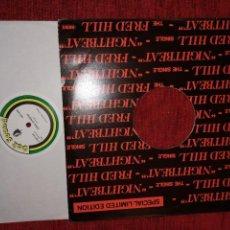 Discos de vinilo: MAXI BARRINGTON LEVY. OPEN BOOK/ .PRODUCIDO POR DILLINGER PARA OAK SOUND. EDC. LIMITADA. A ESTRENAR. Lote 93057310