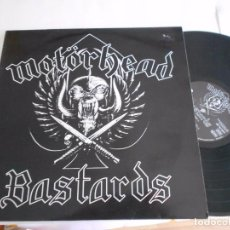 Discos de vinilo: MOTORHEAD- LP BASTARDS-GERMANY 1993. Lote 93072995