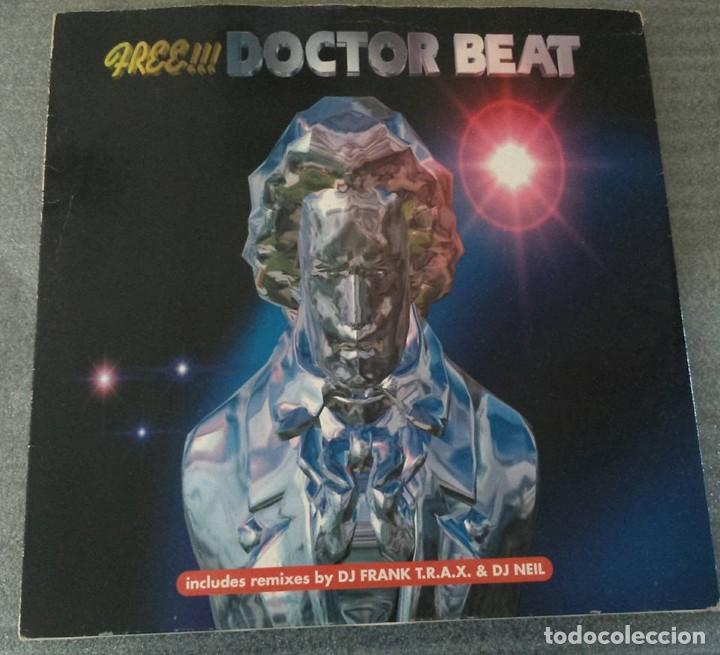 Free!! - Doctor Beat 12'' Disco de Vinilo