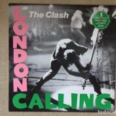 THE CLASH -LONDON CALLING- (1989) 2 X LP DISCO VINILO.