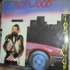Discos de vinilo: ROY WOOD - STARTING UP LP - 1987 - THE MOVE - WIZZARD. Lote 93094055