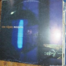 Discos de vinilo: STAN RIDGWAY - MOSQUITOS LP 1989 - SYNTH POP POST PUNK USA - WALL OF VOODOO. Lote 93094160