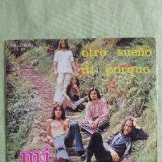 Discos de vinilo: MI GENERACIÓN - OTRO SUEÑO - DI PORQUE - SINGLE ORIGINAL SPAIN 1972 - BUEN ESTADO -. Lote 93100130