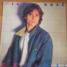 Discos de vinilo: DISCO VINILO MIGUEL BOSE - CHICAS. Lote 93102545