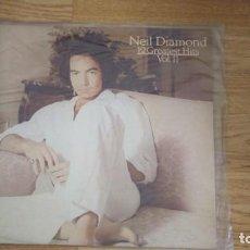 Discos de vinilo: DISCO VINILO NEIL DIAMOND - 12 GREATEST HITS VOL II. Lote 93103275