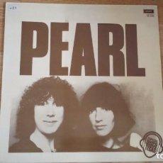 Discos de vinilo: DISCO VINILO PEARL - PEARL. Lote 93104255