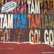 Discos de vinilo: DISCO VINILO TAM TAM GO. Lote 93107450