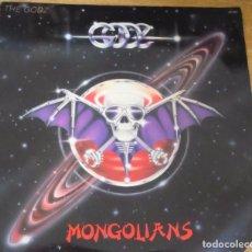 Discos de vinilo: DISCO VINILO THE GODZ - MONGOLIANS. Lote 93109570