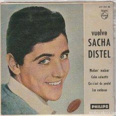 Discos de vinilo: SACHA DISTEL / MADAM' MADAM' + 3 (EP 1961). Lote 93139840
