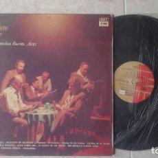 Discos de vinilo: SEXTETO MAYOR ?– MELANCOLICO BUENOS AIRES LP EMI ?– 6946 . Lote 93146095