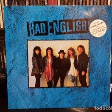 Disques de vinyle: BAD ENGLISH - S/T. Lote 93175125