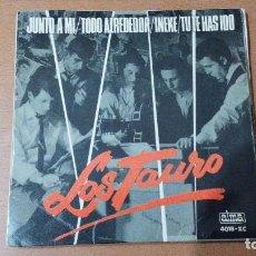 Discos de vinilo: LOS TAURO JUNTO A MI +3 EP ALMA. Lote 93197630