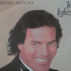 Discos de vinilo: DISCO VINILO JULIO IGLESIAS. Lote 93233409