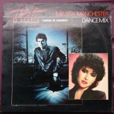 Discos de vinilo: MELISSA MANCHESTER – THIEF OF HEARTS. Lote 93236680