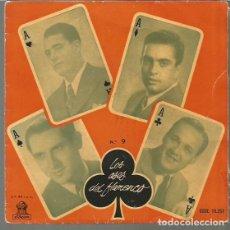 Discos de vinilo: CHININ DE TRIANA / EL SEVILLANO EP SELLO ODEON AÑO 1959 EDITADO EN ESPAÑA NIÑO LEON, MIGUEL HERRERO. Lote 93241850
