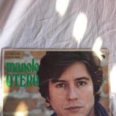 Discos de vinilo: EP MANOLO OTERO QUE HE DE HACER PARA OLVIDARTE. Lote 93247435