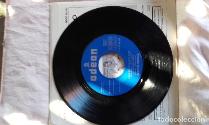 Discos de vinilo: EP ORQUESTA MOROCCO VIVA EL CHA CHA CHA - Foto 2 - 93249110