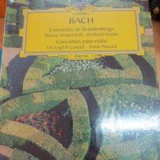 Discos de vinilo: CONCIERTOS DE BRANDENBURGO (LIBRO+ 2 CD) Nº 2 BACH AÑO 2005. Lote 93254025