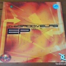 Discos de vinilo: THE GROOVELAB - EP . Lote 93254470