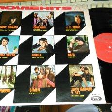 Discos de vinilo: MOVIEHITS VOL.1 LP.1970.SIMUN,CONEXION.RAREZA. Lote 93266347