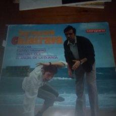 Discos de vinilo: HERMANOS CALATRAVA. ALELUYA. MB2. Lote 93269815