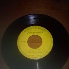 Discos de vinilo: TRIO LOS CANGREJOS. EL BURRO SOCARRON. BAHIA. EL VAGABUNDO. LA GALOPERA. . Lote 93272825