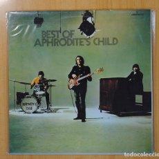 Discos de vinilo: APHRODITE´S CHILD - THE BEST OF - LP. Lote 93290690