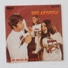 Vinyl-Schallplatten - Disco Single - The Archies. Sugar, Sugar / Melody Hill - RCA / Víctor, 1969 - 93297985
