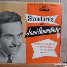 Discos de vinilo: JOSE GUARDIOLA STANDARD DIECISÉIS TONELADAS 3 +. Lote 93317355