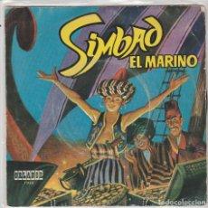 Discos de vinilo: SIMBAD EL MARINO (EP ORLADOR 1971). Lote 93321440