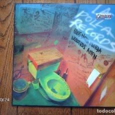 Discos de vinilo: LA POLLA RECORDS - ELLOS DICEN MIERDA NOSOTROS AMEN . Lote 102841080