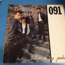 Discos de vinilo: LP DISCO VINILO 091 DEBAJO DE LAS PIEDRAS. Lote 93366330