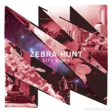 Discos de vinilo: LP ZEBRA HUNT CITY SIGHS VINYL . Lote 93377755