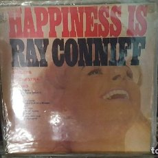 Discos de vinilo: LP - RAY CONNIFF - HAPPINESS IS - CBS S-62667 - 1974 . Lote 93381445