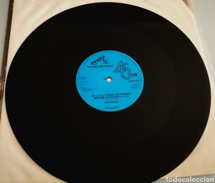 Discos de vinilo: Maxi +3 MORRISSEY (Smiths) WE HATE IT WHEN OUR FRIENDS BECOME SUCCESSFUL+3 England (Smiths) - Foto 3 - 93383645