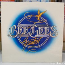 Discos de vinilo: BEE GEES. GREATEST. RSO RECORDS 1979. LP DOBLE. Lote 93383820