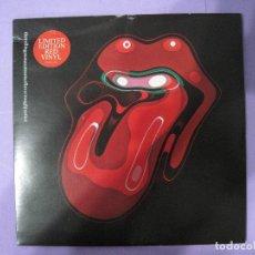 Discos de vinilo: ROLLING STONES STREETS OF LOVE VINILO ROJO. Lote 5362583