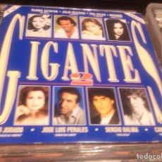 Discos de vinilo: GIGANTES - 2 LP / 1993 . Lote 93402795
