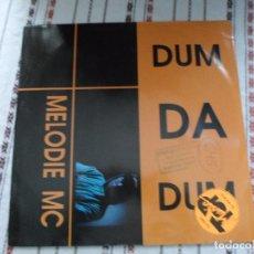 Discos de vinilo: DUM DA DUM MELODIE MC. Lote 93472060