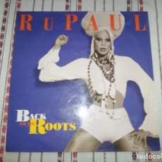 Discos de vinilo: RUPAUL BACK TO MY ROOTS. Lote 93478440