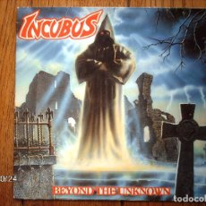 Discos de vinilo: INCUBUS - BEYOND THE UNKNOWN . Lote 93578765