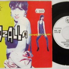 Discos de vinil: ROZALLA - EVERYBODY'S FREE - SINGLE - BLANCO Y NEGRO 1991 SPAIN - PROMO. Lote 93594480