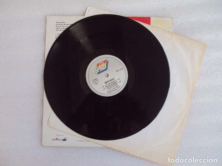 Discos de vinilo: MECANO, EL 7 DE SEPTIEMBRE, MAXI-SINGLE EDICION ESPAÑOLA 1991, BMG ARIOLA - Foto 3 - 93594845