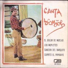 Discos de vinilo: EP- CANTA LOCOMOTORO....EL DOLOR DE MUELAS MH 902 1970 VINILO MULTICOLOR. Lote 93595185