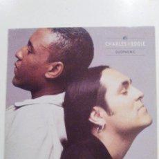 Discos de vinilo: CHARLES & EDDIE DUOPHONIC ( 1992 CAPITOL HISPAVOX ESPAÑA ) BLUE EYED SOUL EXCELENTE ESTADO. Lote 93602500