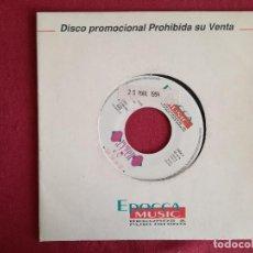Discos de vinilo: OXYGENO, DALO TODO POR MI (EPOCCA) SINGLE PROMOCIONAL ESPAÑA. Lote 93610700
